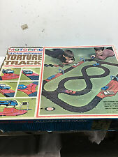 Vintage Motorific Alcan Highway Torture Track Set Ideal Toy 1966 w/ Box, NO cars