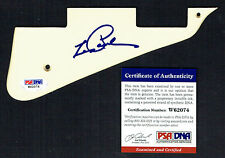 Les Paul (d. 2009) signed autograph auto Gibson Pickguard PSA/DNA Authenticated