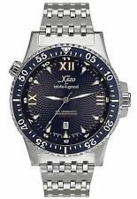 XEZO AIR COMMANDO AUTOMATIC DIVERS MENS WATCH 200M. LIMITED EDITION NEW IN BOX