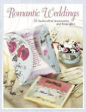 ROMANTIC WEDDINGS* Soft Cover Book By REBEKAH MEIER 127 Pages NEW!