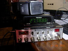 COBRA 148 GTL W/DIGILOG CRC100 CB TRANSCIEVER TESTED AND WORKING SPECTACULAR!!!!