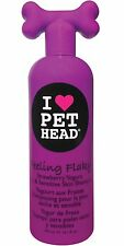 PET HEAD Feeling Flaky Dry and Sensitive Skin Shampoo for Dogs and Cats, 16.1-oz