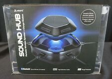 Atomi Sound Hub Portable Wireless Bluetooth Speaker and Charge Station - New