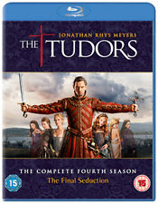 the tudors - season 4 NEW BLU-RAY (SBRP2247)