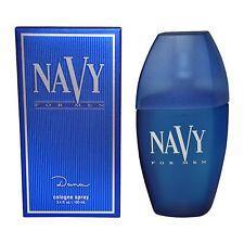 NAVY for Men by Dana 3.4 oz Colgone Spray 100 ml Tester in retail box