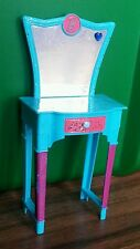barbie rockstar vanity dollhouse furniture