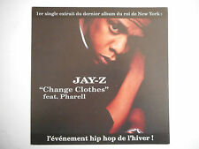 ▓ PLAN MEDIA ▓ JAY-Z : CHANGE CLOTHES feat. PHARELL