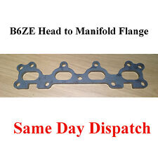 Mazda MX5 1.6 (B6ZE) Exhaust Manifold Flange, 10mm Mild Steel