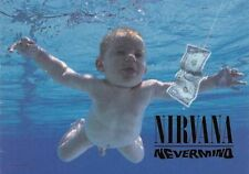 "NIRVANA AUFKLEBER / STICKER # 28 ""NEVERMIND"""