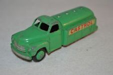 Dinky Toys 441 Studebaker Petrol Tanker Castrol van in good original condition