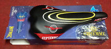 Sella bici pelle Gipiemme Nitrec Gel Cromoly bike saddle leather made in Italy