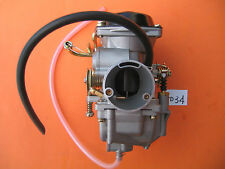 New Carburetor with Cable Choke Carb for LONCIN 300cc-400cc Quad ATV & Go Kart