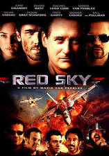 Red Sky (DVD, 2015)~~SUPER ACTION HIT....LOW BID TOO~~LOTS TO LIKE HERE~~~
