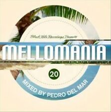 MELLOMANIA VOL.20 (MIXED BY PEDRO DEL MAR) NEW CD