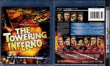 Blu-ray Irwin Allen THE TOWERING INFERNO Paul Newman classic WS SE Region A NEW
