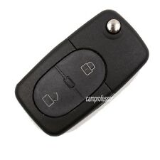 New Flip Remote Key Fob 2 Button 433.92MHz ID48 for 1998-2002 Audi 4D0 837 231 R