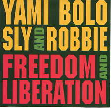 YAMI BOLO + SLY & ROBBIE - rare CD album - Europe