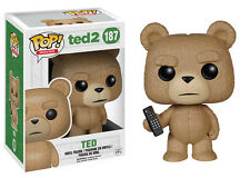 Funko Pop Movies Ted 2: Ted With Remote Vinyl Action Figure Collectible Toy 5432