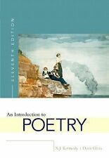 An Introduction to Poetry by X. J. Kennedy, Dana Gioia