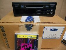 1994 NOS FORD F4FF-18814-LA Mini Disc Player KIT Mustang Lincoln Taurus Villager