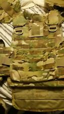 NEW X LARGE  MULTI CAM KDH GEN 4 PLATE CARRIER QUICK DISCONNECT SPECIAL  FORCES