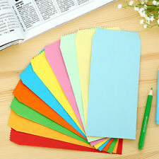 Colorful Paper Envelope Kawaii Small Baby Gift Craft Envelopes 5PC REB UN