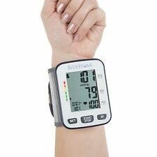 Bluestone Automatic One Touch Blood Pressure and Pulse Monitor