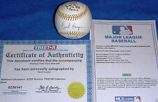 Milwaukee Brewers Boston Red Sox Cecil Cooper AUTOGRAPHED BASEBALL MLB TRISTAR