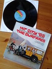 The Surfaris   -   Hit City` 65   Rare LP