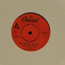 """DR. HOOK 'WHEN YOU'RE IN LOVE WITH A BEAUTIFUL WOMAN' UK 7"""" SINGLE #4"""