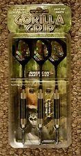 Gorilla Grip 18g Soft Tip Darts - 3 Pack