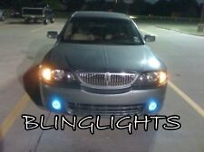 2004 2005 2006 Lincoln LS & LSE Xenon LED Xenon Fog Lamps Driving Lights Kit