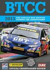 BTCC British Touring Car Championship - Official Review 2013 (2 DVD set) New