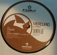 "Mercurio  ""X-Cream"" * FV04 / Original + Chris Micali's Up And Atdem Mixes"