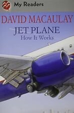 Jet Plane: How It Works (My Readers), Keenan, Sheila, Macaulay, David, Very Good