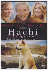 HACHI A DOGS TALE (DVD, 2010) NEW