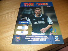 Dundee v Airdrie United 26th December 2005