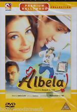 ALBELA -GOVINDA - Aishwarya Rai - NEW ORIGINAL BOLLYWOOD DVD – FREE UK POST