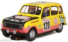 SCX Ref.  A10160S300 Renault 4L 1979 Dakar Nuevo new  1/32