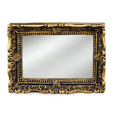 Reutter Porzellan Barockspiegel Rectangle Frame Mirror Puppenstube 1:12 -1.716/8