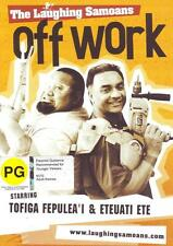 THE LAUGHING SAMOANS ~ OFF WORK (DVD) (NTSC ALL REGIONS)