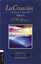 Colección Salmos: La Creación : Salmo de la CreacióN. el Salmo 19 by Charles...