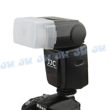 JJC Flash Diffuser Bounce Dome Cap for Speedlite NIKON SB-800 SB-50DX SB-80DX
