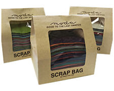 Moda WOOL SCRAP BAG Fabric Quilting Cotton Rectangles 1/2lb!