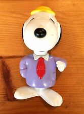 McDonalds Happy Meal Toy Figure Snoopy World Tour France 1999