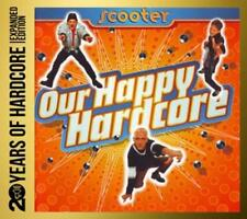 SCOOTER - 20 Years Of Hardcore-Our Happy Hardcore -- 2 CD  NEU & OVP