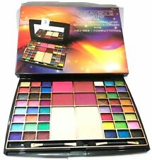 7 HEAVENS (SHADE-3) 48 COLOR  EYESHADOW WITH 4 BLUSHER & 2 COMPACT  MAKEUP KIT