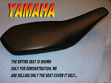 YAMAHA Raptor 2001-14 New seat cover 250 350 660R 700R 660 700 R YMF Black 810A