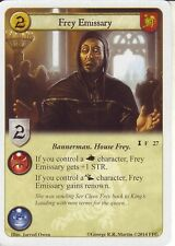 3 x Frey Emissary AGoT LCG 1.0 Game of Thrones The Champion's Purse 27