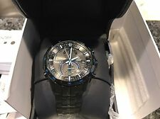 Casio Edifice EQS-A500DC-1A2VDF Tough Solar Steel Black Blue
